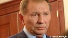Verhandlungen zwischen der ukrainischen Regierung und prorussischen Separatisten 05.09.2014