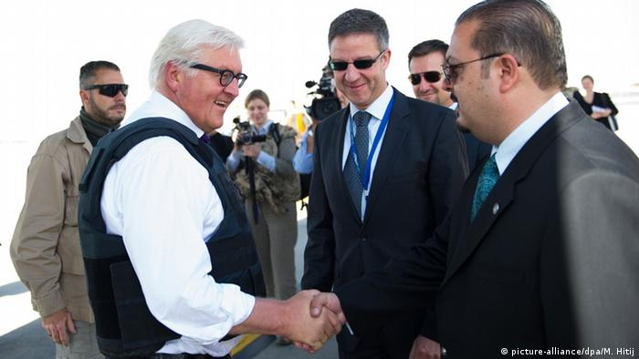 Außenminister Steinmeier in Afghanistan 06.09.2014