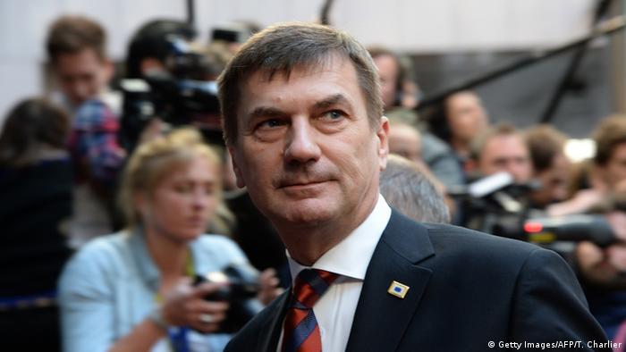 Audioslideshow EU-Kommissare in 2014 bis 2019 Andrus Ansip