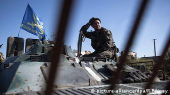 Waffenstillstand in der Ostukraine