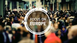 09.2015 DW Focus on Europe (Sendungslogo)