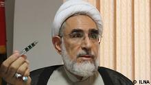 Titel: Rasoul Montajabnia Bildbeschreibung: Rasoul Montajabnia iranische politiker Schlagworte: Iran, Rasoul Montajabnia Lizenzfrei: Lizenzfrei, ILNA