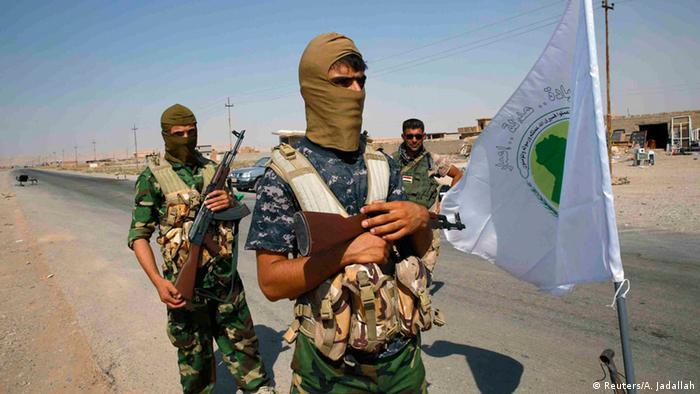 شبهنظامیان شیعه در عراق متهم به جنایت جنگی شدند