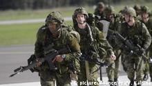 Lettland Nato-Manöver Steadfast Javelin II