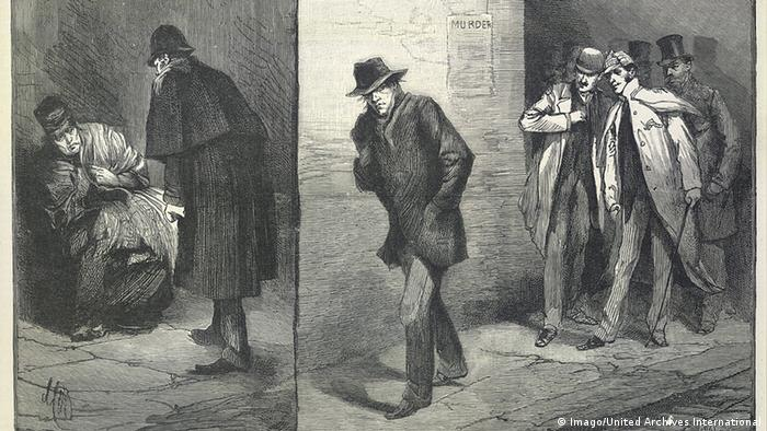 Illustrated London News Jack the Ripper Aaron Kosminski Zeitung Zeichnung