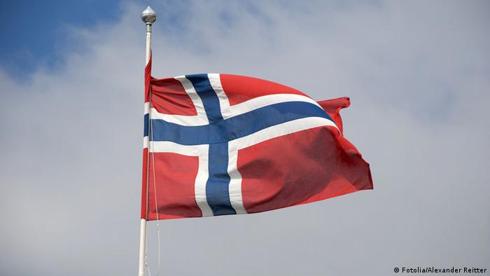 Flag of Norway (Fotolia/Alexander Reitter)