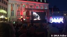Public Viewing beim Beethovenfest 2014