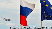 Symbolbild Russland droht der EU mit Überflugverbot