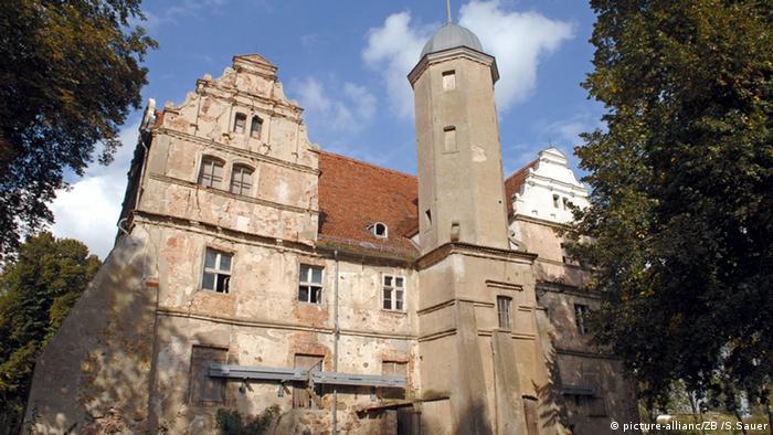 Propali dvorac Quilow