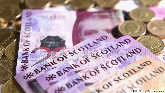 Novčanice Banke Škotske