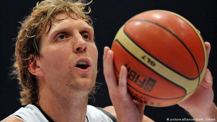 Dirk Nowitzki.