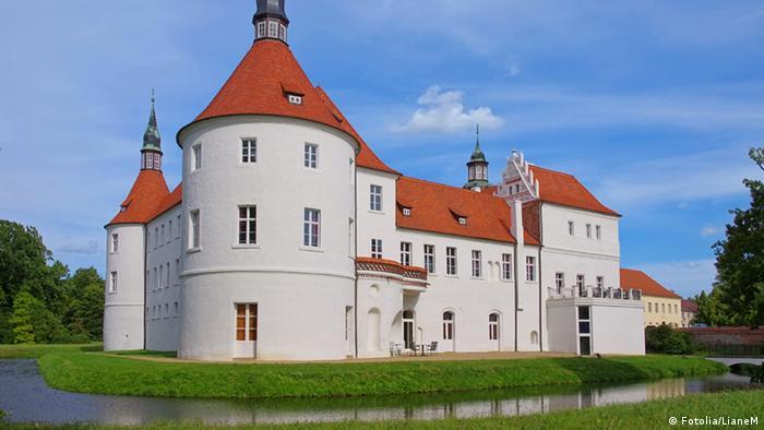 Замок Фюрстлих-Дрена (Schloss Fürstlich Drehna)