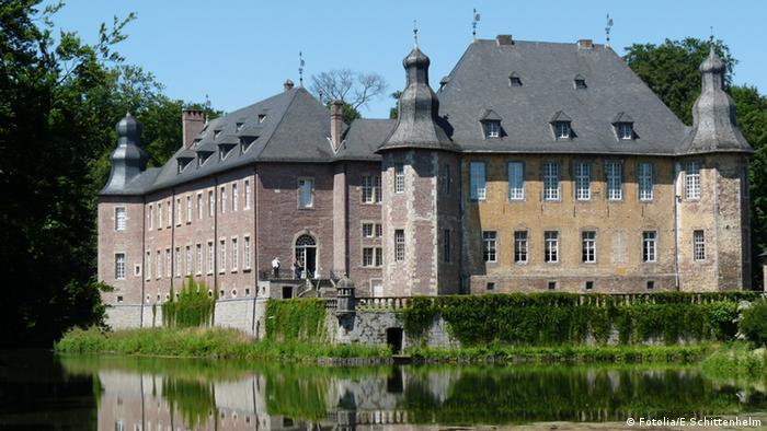 Замок Дик (Schloss Dyck)