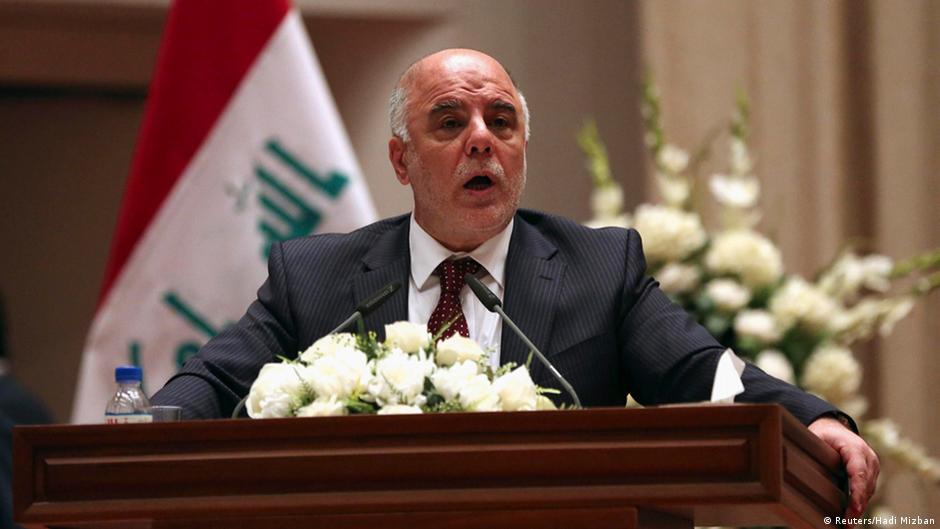 Irak Vereidigung der neuen Regierung 08.09.2014
