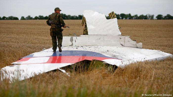 Symbolbild zum MH17 Bericht