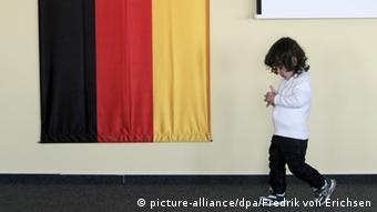 Flüchtlingskind in Ingelheim 27.09.2013