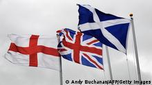 Symbolbild Referendum Unabhängigkeit Schottland