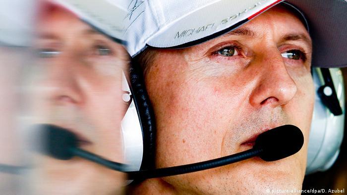 Porträt - Michael Schumacher