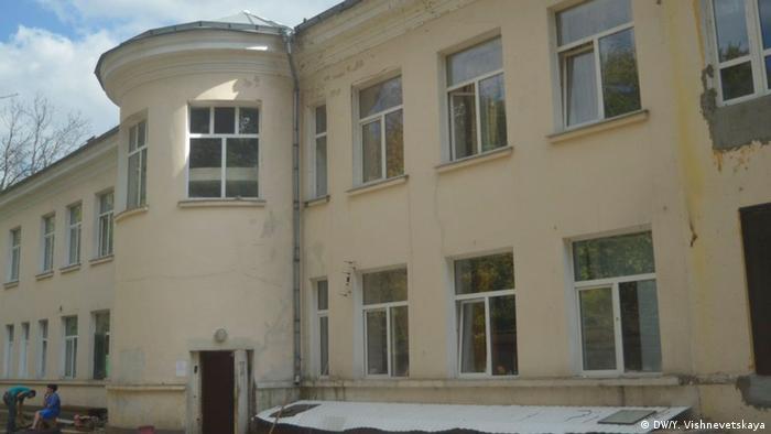 Общежитие в Печатниках