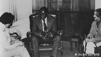 Foto: Archiv der Basler Afrika Bibliographien
