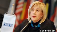 OSCE - Dunja Mijatović