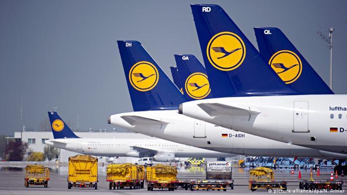 Symbolbild - Flughafen München Streik