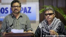 Verhandlungen mit FARC