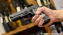 Sig Sauer Pistole (picture-alliance/dpa)