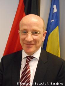 Christian Hellbach Botschafter in Bosnien-Herzegowina (Deutsche Botschaft, Sarajewo)