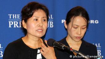 USA China Menschenrechte Geng He