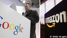 PT Konkurrenz Google und Amazon (Getty Images)