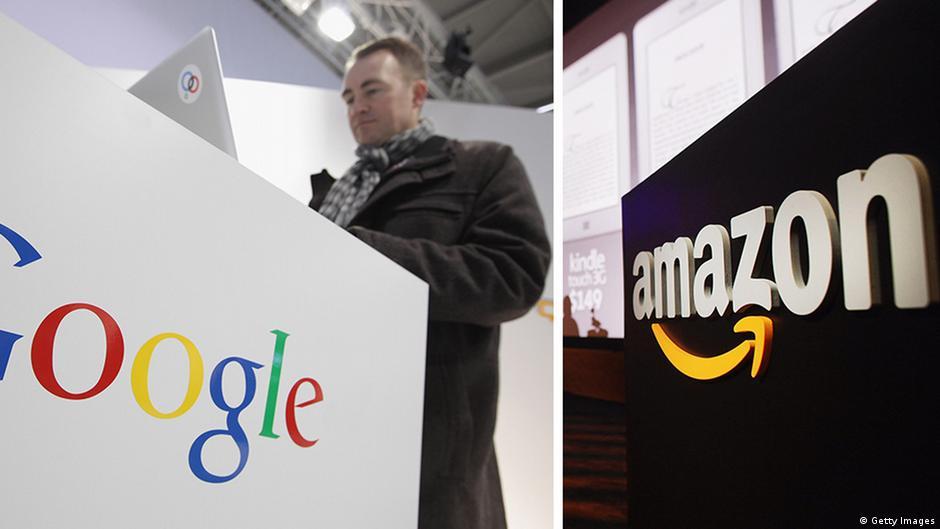 PT Konkurrenz Google und Amazon