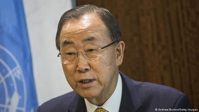 Ban Ki-moon (Foto: Getty Images)
