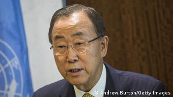 Symbolbild UNO Treffen Ban Ki-moon