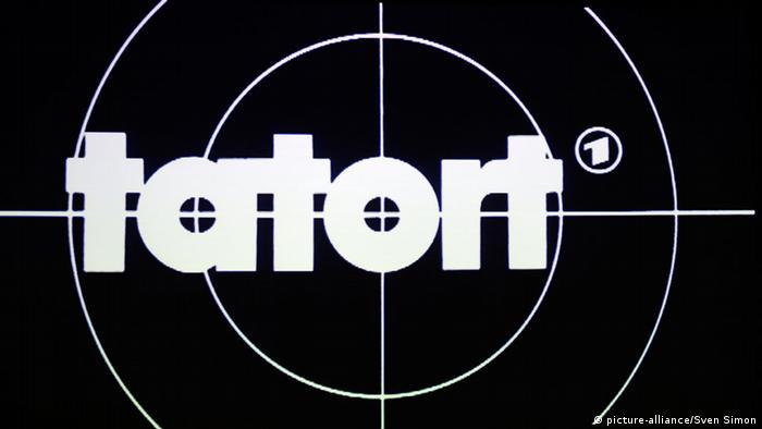 Das Logo der Tatort-Reihe