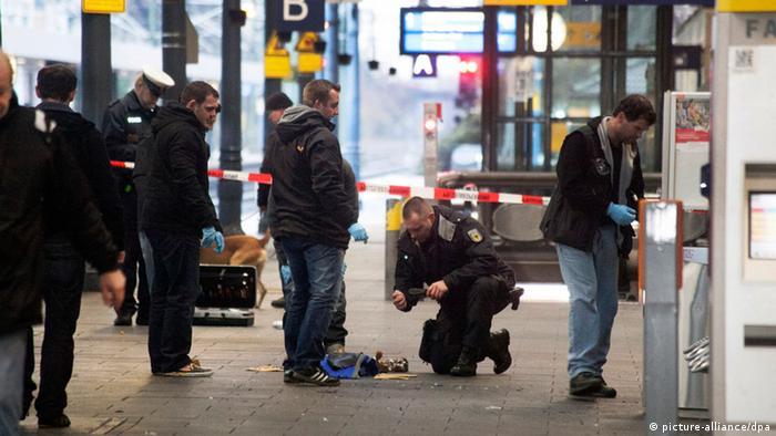 Der versuchte Terroranschlag von Bonn vom 26.12.2013
