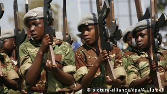 Symbolbild Kindersoldaten