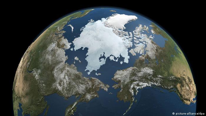 Symbolbild Ozonloch
