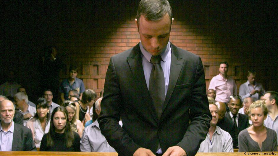 South Africans split on Pistorius 'verdict' | DW | 11.09.2014