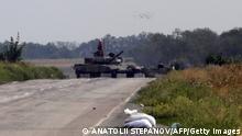 Ukraine Soldat Separatisten