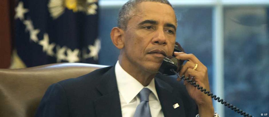 Presidente dos EUA, Barack Obama: chefes de Estado avaliaram como positivo acordo sobre a Síria obtido em Munique