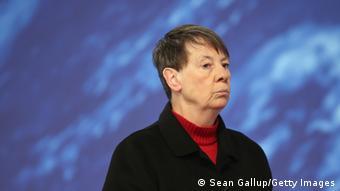 Η γερμανίδα υπουργός Περιβάλλοντος Μπάμπαρα Χέντρικς