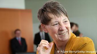 Barbara Hendricks Bundesumweltministerin