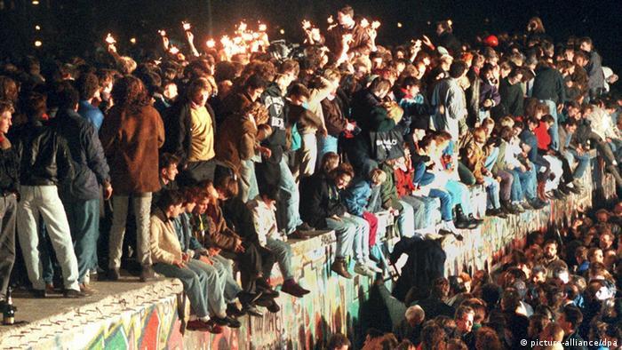 9 listopada 1989: padł mur berliński