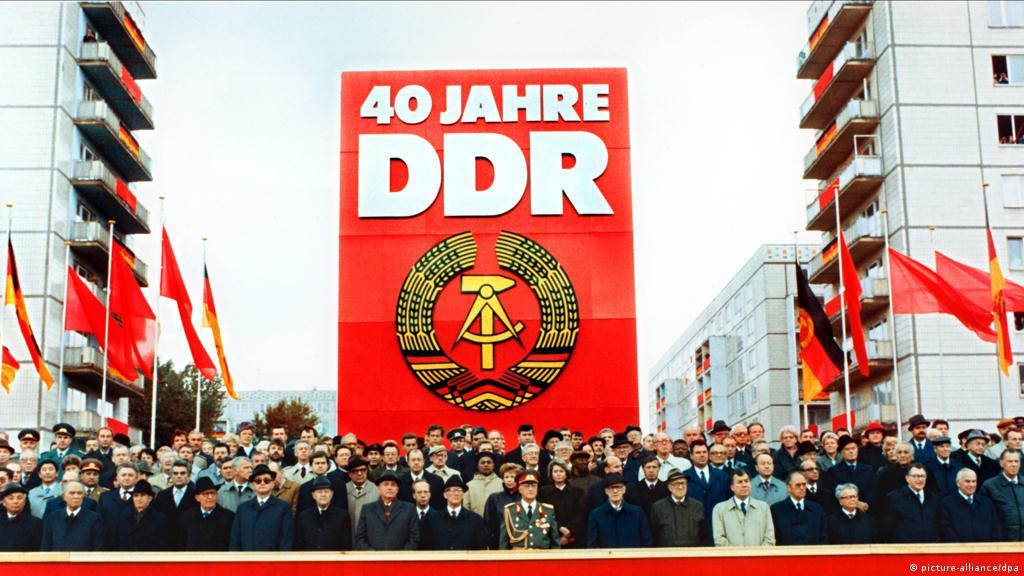 Rdg Un Experiment Eșuat De Dictatură Germania Dw 07 10 2019