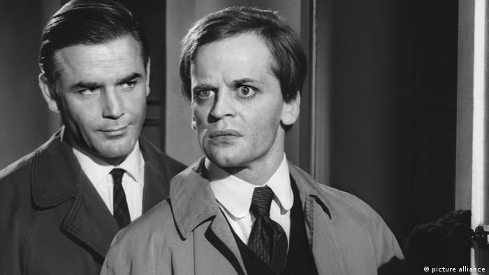 В детективе The Dark Eyes of London (1961 г.)
