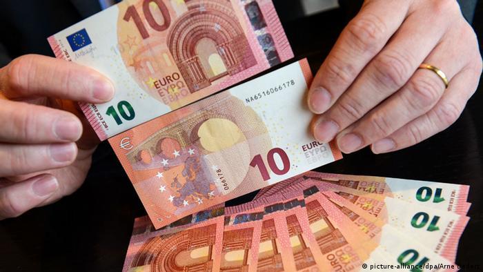 New 10-euro bill