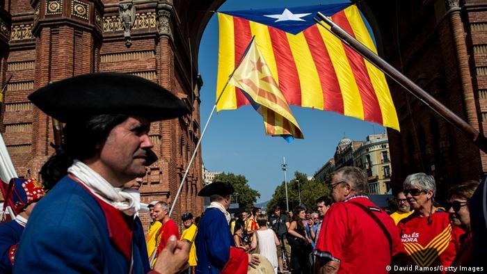 Catalunha: Mais perto de referendo sobre independência