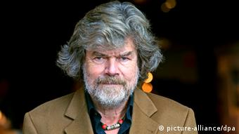 Reinhold Messner (picture-alliance/dpa)