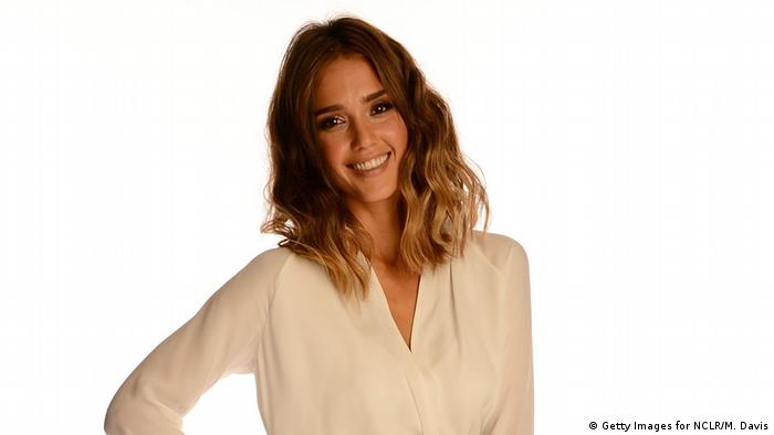 Schauspielerin Jessica Alba (Getty Images for NCLR/M. Davis)